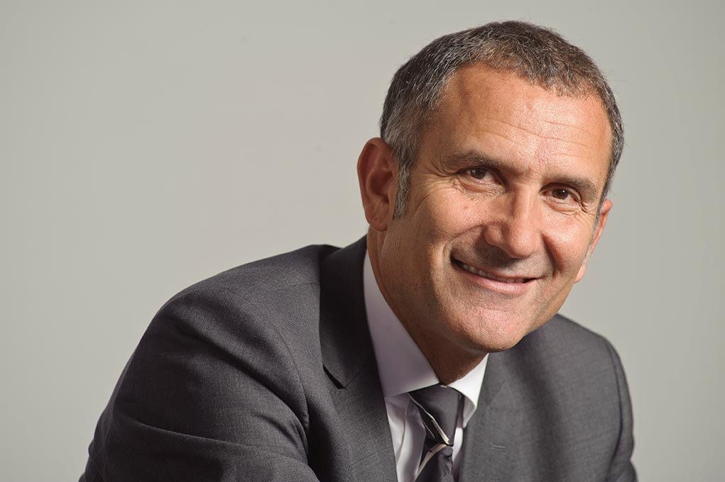 Guy Mamou-Mani, président de Syntec Numérique et co-président de la SSII Open