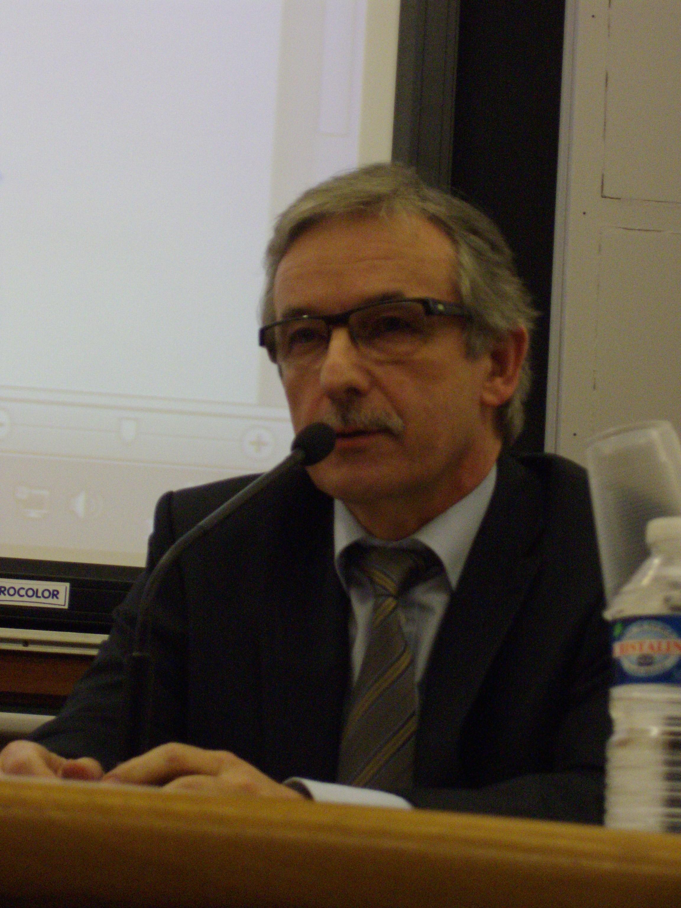 René Doche, directeur général adjoint de l'Assemblée Permanente des Chambres de Métiers et de l'Artisanat (APCMA)