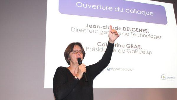 Ouverture colloque Catherine Gras