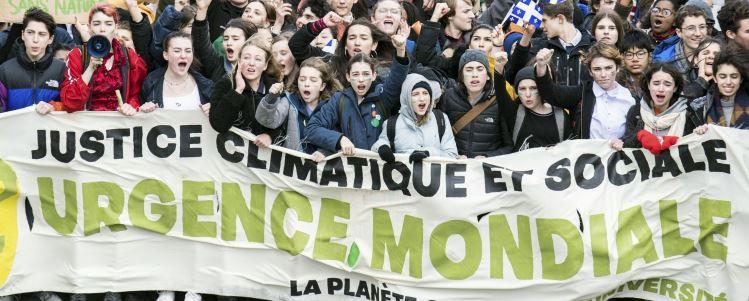 justice climatique et sociale