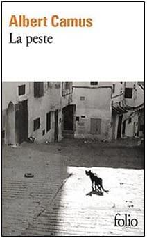 couverture La Peste d'Albert Camus