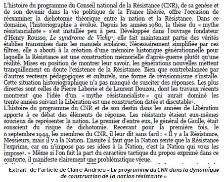 extrait article Claire Andrieu