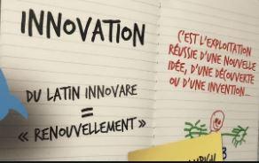 innovation du latin innovare