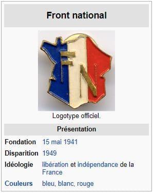 Front National Résistance