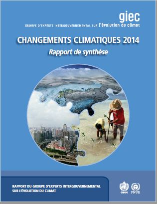 Rapport GIEC 2014
