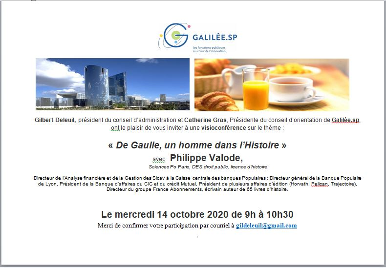carton d'invitation Philippe Valode