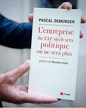 Livre de Pascal Demurger Directeur général du Groupe MAIF.